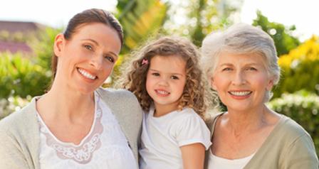 3 Generationen - ein Zahnarzt